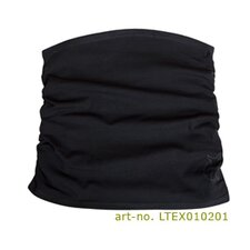 Belly Band in Black Ruffled