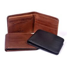 The Green Collection Prima Wallet with Flap Card Case