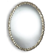 "35"" Emery Hill Mirror in Silver Leaf"