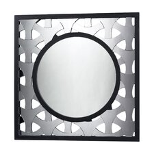 Stockholm Geometric Mirror in Black