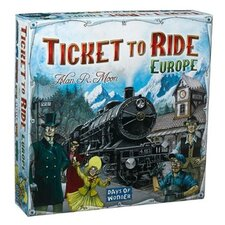 Ticket to Ride – Europe Board Game