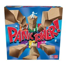 Panic Tower Board Game