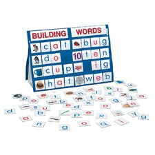 Building Words Tabletop Pocket Chart