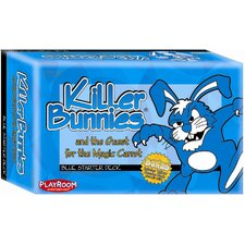 Killer Bunnies Quest Blue Starter Games