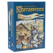 Carcassonne Inns / Cathedrals Expansion Board Game
