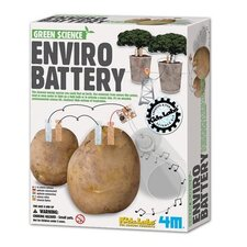 Green Science-Enviro Battery