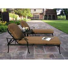 Hampton 3-Piece Chaise Lounge Set