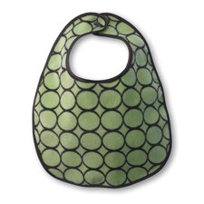 Green Terry Velour Bib Gift Set