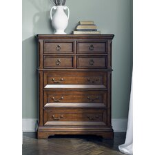 Laurelwood 5 Drawer Chest