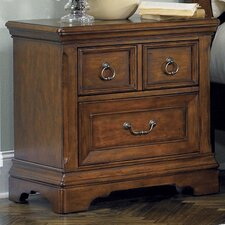 Laurelwood 3 Drawer Nightstand
