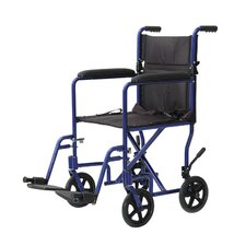 Lightweight Aluminum Transport Chair