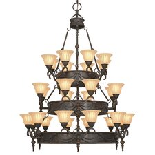 Isabella 28 Light Chandelier