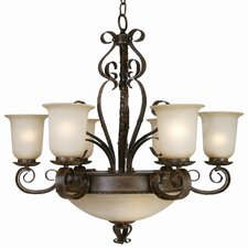 McKensi 9 Light Chandelier