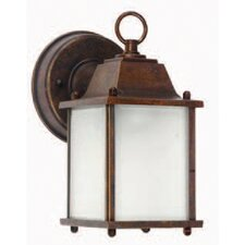 Tara 1 Light Outdoor Wall Lantern