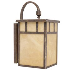 Tahoe 1 Light Outdoor Wall Lantern