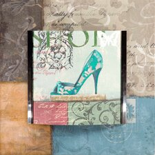 "High Heel Obsession I Wall Art - 20"" x 20"""