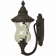 Matteo 3 Light Outdoor Wall Lantern