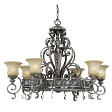 Bellagio Chandelier Pot Rack