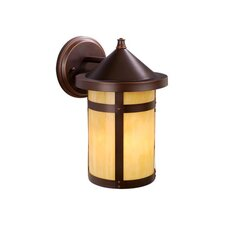 Mission Outdoor Wall Lantern