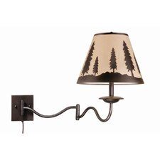 Yosemite Swing Arm Wall Sconce