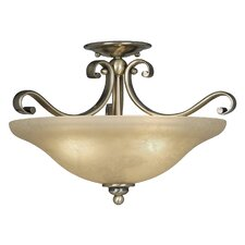Monrovia Semi Flush Mount
