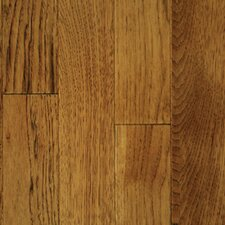 "Muirfield 3"" Solid Hickory Flooring in Saddle"