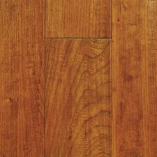 "Chalmette Hand Sculpted 5"" Engineered  Cherry Flooring in Cimarron"