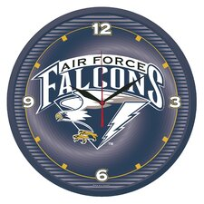 Air Force Falcons Clock