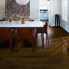"Roane Mountain Timeworn II 4-1/2"" Engineered Fumed Maple Flooring in Dancing Shadow"