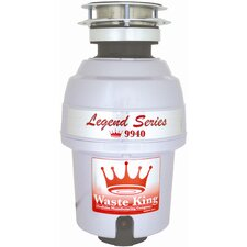 Legend 3/4 HP Garbage Disposal