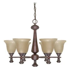 Mericana 6 Light Chandelier
