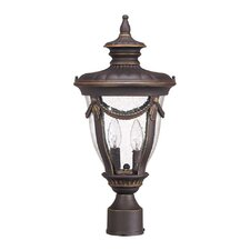 Philippe 2 Light Post Lantern