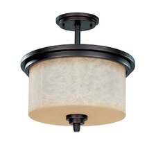 Lucern Semi Flush Mount
