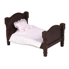 Doll Bed in Espresso