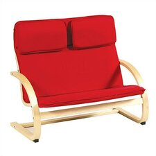 Red Kid's Couch