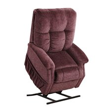 Three-Way T-Back Reclining Lift Chair