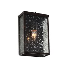 Mission You 1 Light Outdoor Wall Lantern