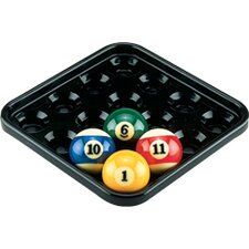 Action Billiard Balls Ball Tray