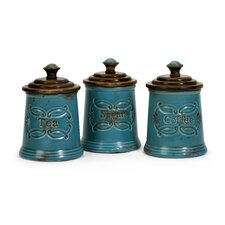 Provincial Canister (Set of 3)