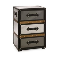 Tilman 3 Drawer Trunk