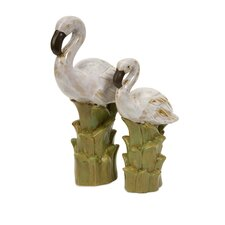 Powell Coastal Birds Statue (Set of 2)
