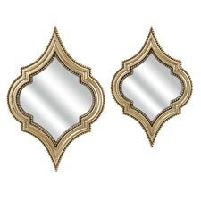 Marietta Wall Mirrors (Set of 2)