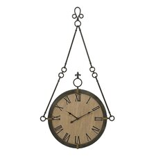 Alexander Hanging Wall Clock
