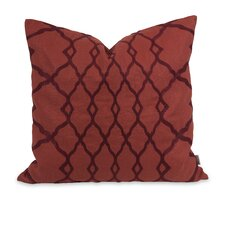 IK Dyani Embroidered Cotton Pillow