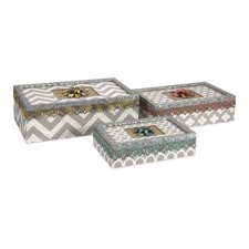 Chevron Box (Set of 3)