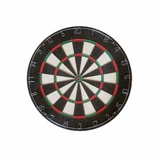 Bristle Dartboard with Knife Edge Wire