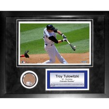 Troy Tulowitzki Mini Dirt Collage