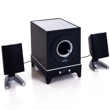 Bluetooth Multimedia 2.1 Channel Speaker System