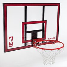 "44"" Polycarbonate Backboard and Rim"