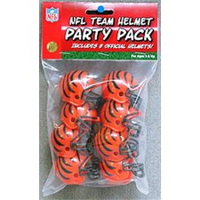 NFL Helmet Party Pack